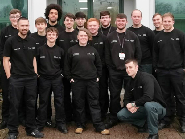 LEAN LEARNING ACADEMY FOR APPRENTICES IN HALEWOOD