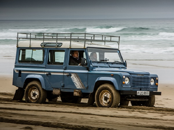 How the One Ten became a giant step forward for Land Rover