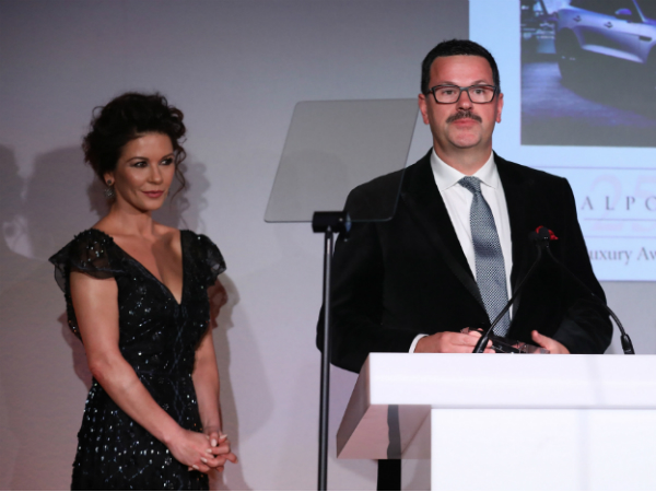 Exporting Excellence: JLR Scoops British Luxury Award