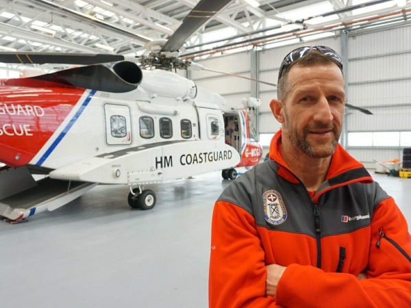 SHOWING US THE ROPES: WE SPEAK TO ROPE RESCUE TECHNICIAN, MARTIN WALL
