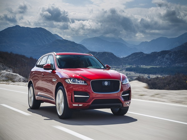 Award-Winning vehicles drive Jaguar Land Rover Sales Uplift in 2017