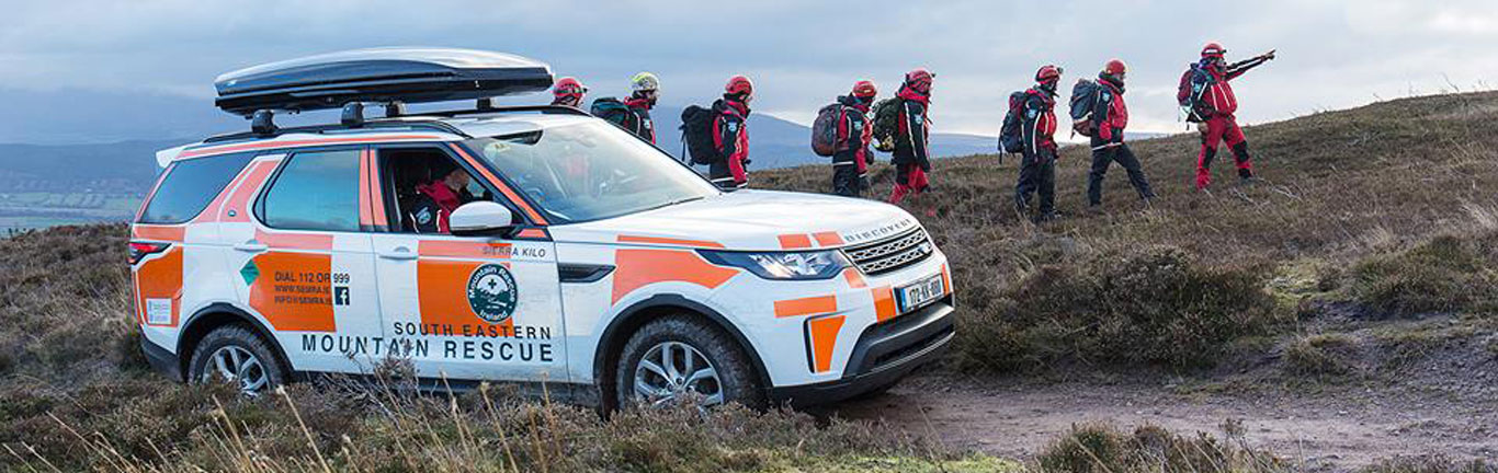 Land Rover Discovery repays the faith shown by South Eastern Mountain Rescue