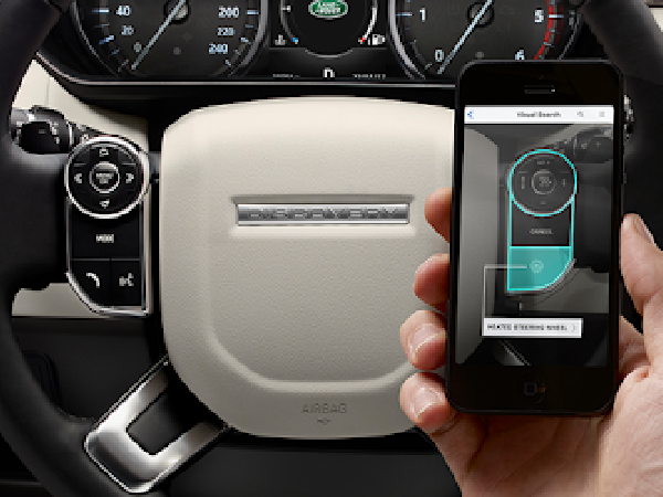 HAVE YOU TRIED THE JAGUAR LAND ROVER IGUIDE?