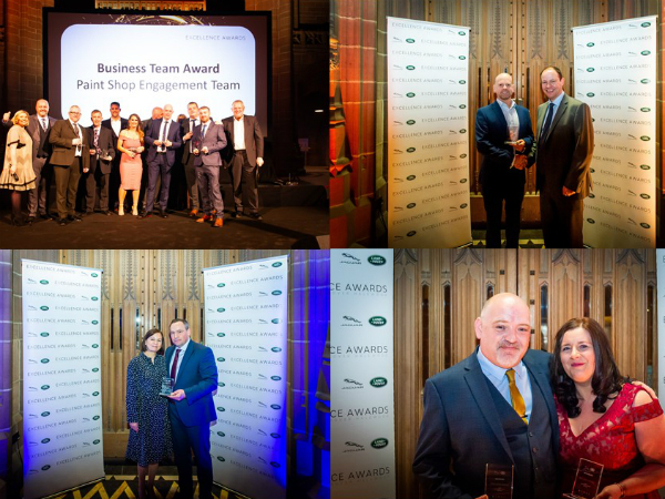 HALEWOOD EXCELLENCE AWARDS: THE WINNERS GALLERY