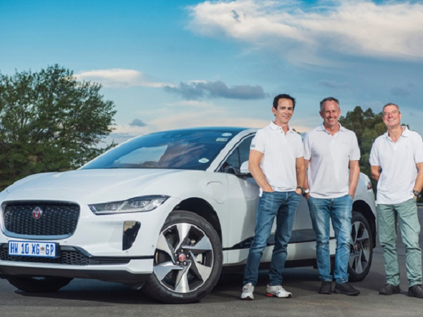 Three Jaguar I-PACEs to be unleashed at the Simola Hillclimb