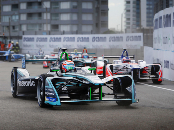 PANASONIC JAGUAR RACING SET TO COMPETE AT THE INAUGURAL ROME E-PRIX