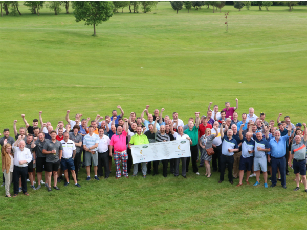 Halewood charity of the year golf day