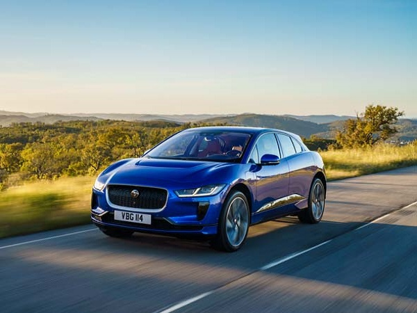 Double delight for Jaguar I-PACE at the 2018 Auto Express Awards