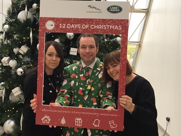 12 Days of Christmas at Whitley and Gaydon