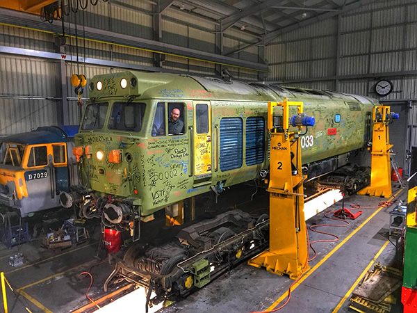 Going Off the Rails with Castle Brom's James Gregory