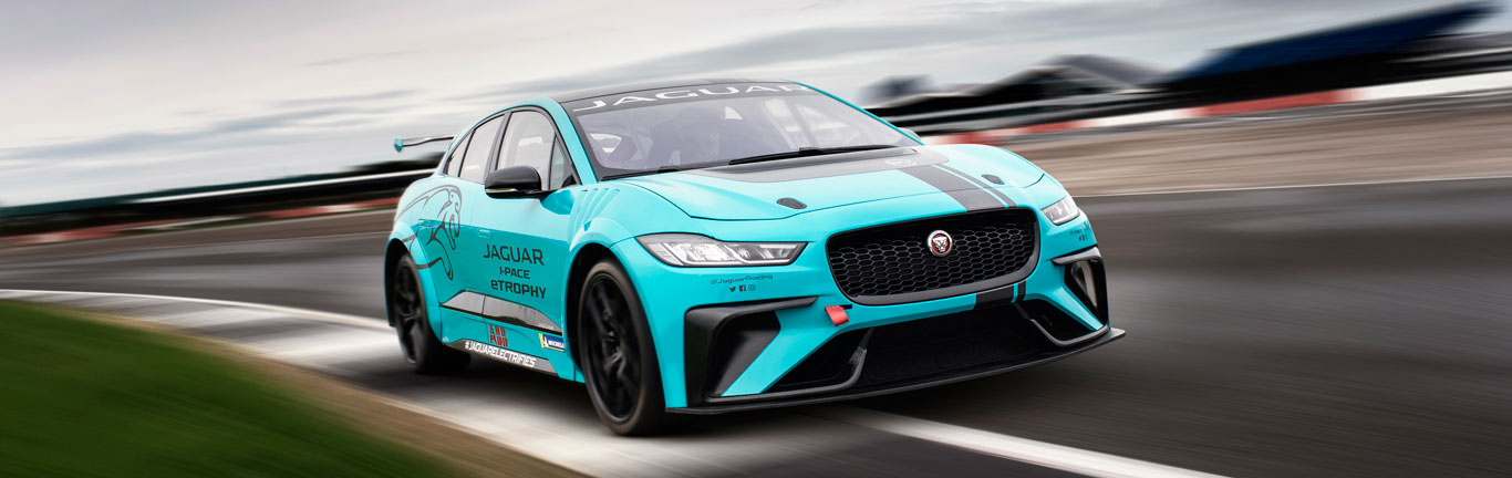 Jaguar I-PACE eTROPHY race series to start in Saudi Arabia