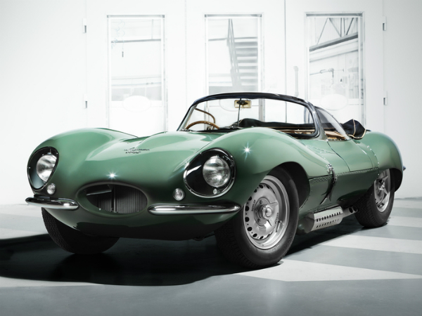 Jaguar XKSS Nominated for Car of the Year – Cast your Vote