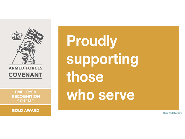 JAGUAR LAND ROVER RECOGNISED AGAIN FOR COMMITMENT TO ARMED FORCES COVENANT COMMITMENTS