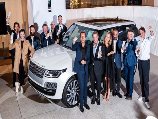 Land Rover BORN Awards global winners announced