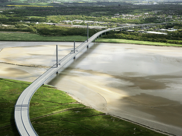 The Mersey Gateway Bridge - Now Open