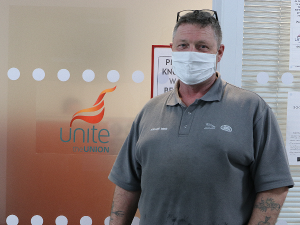 WORLD HEALTH & SAFETY DAY AT WORK- AN INSIGHT IN TO THE ROLE OF A H&S TRADE UNION REP AT EMC