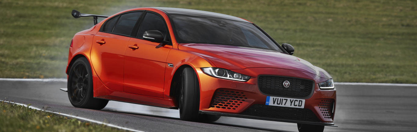 Jaguar XE SV Project 8 races ahead with unique 3D printed parts