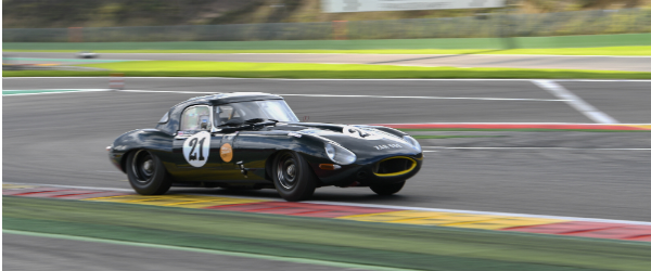 Jaguar Classic Challenge Season Closes with Third Win for Father and Son