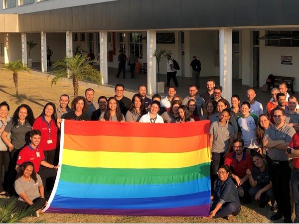 Pride in Itatiaia, Brazil