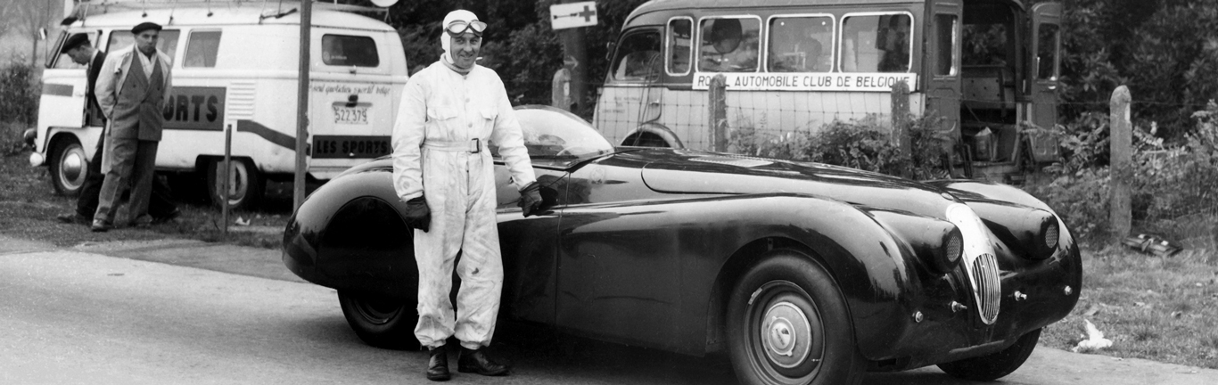 Norman Dewis: Celebrating Britain's greatest test driver