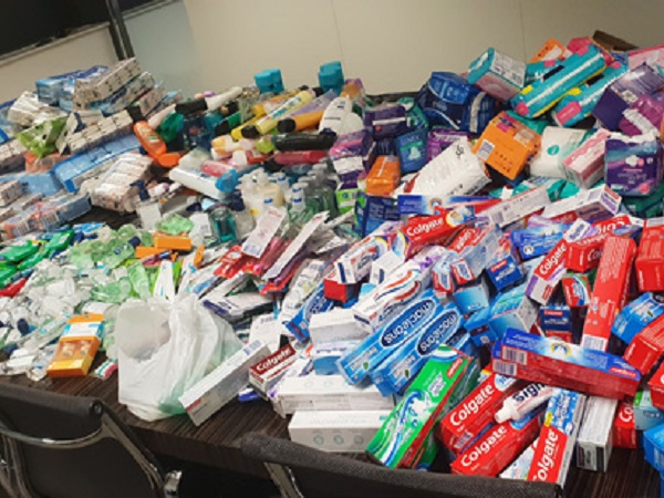 OGC volunteers get stuck in to help vulnerable people in Coventry