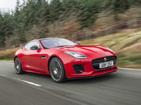 Jaguar F-TYPE is Honest John's 2019 Performance Car of the Year