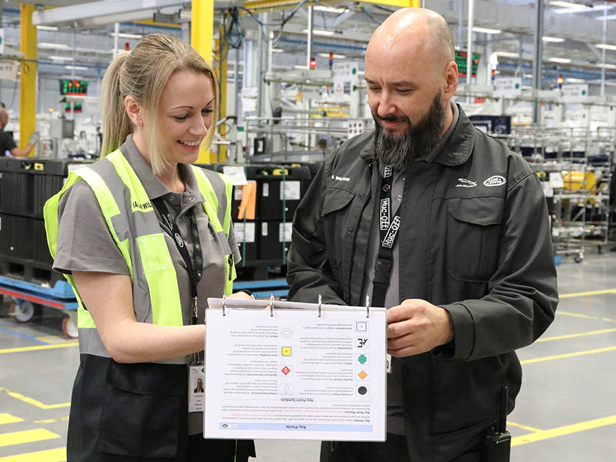 New Lean System Quick Reference Guide launches at the EMC