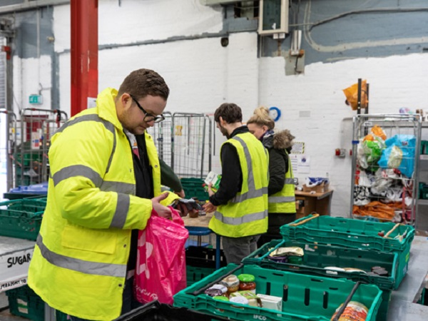 Planning makes perfect for Coventry food bank