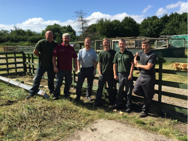 Farmin' fantastic - Halewood in the community