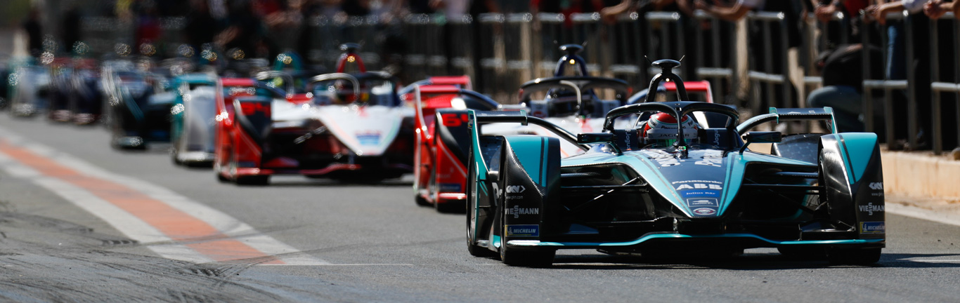 Panasonic Jaguar Racing targets podium finishes for the new Formula E season