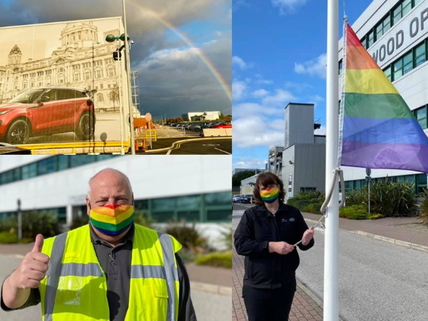 HALEWOOD MARKING NATIONAL COMING OUT DAY