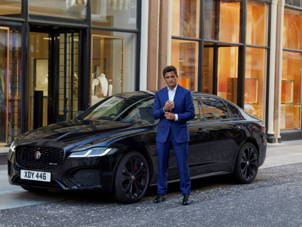 JAGUAR XF EMBARKS ON A THRILLING CHASE ACROSS LONDON TO CELEBRATE THE RELEASE OF 'NO TIME TO DIE'