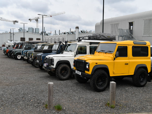 Celebrating World Land Rover Day