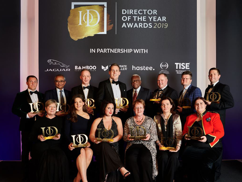 JAGUAR SUPPORTS INCLUSIVITY AT THE 2019 DIRECTOR THE YEAR AWARDS