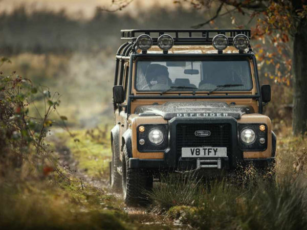 LAND ROVER'S EXPEDITION LEGACY