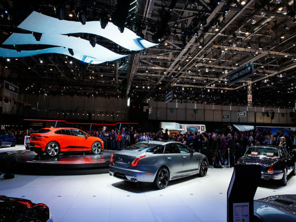 Watch Team Talk TV's round-up of the Geneva Motor Show