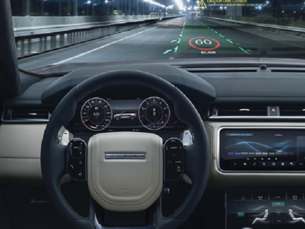 Heads up: Jaguar Land Rover explores immersive 3D in-car experience