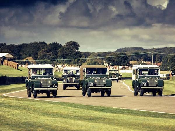 Land Rover and Jaguar to light up the 25th Goodwood Festival of Speed