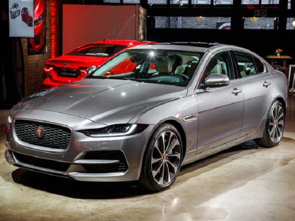 New Jaguar XE wows the world with its new look, interior and advanced technology