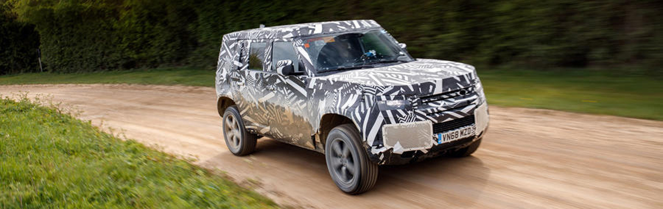 First impressions: UK media give verdict on the new Land Rover Defender's ride