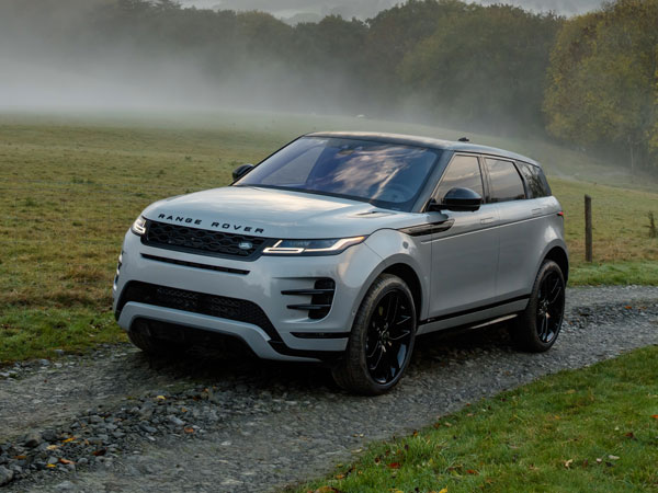 New Range Rover Evoque MHEV awarded Spanish eco label