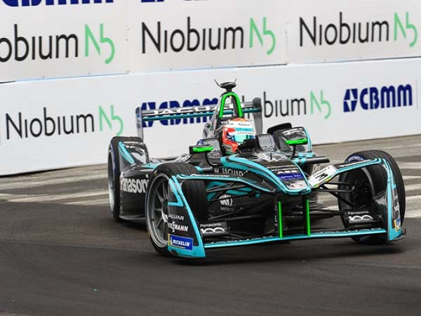 Another good performance after a tough weekend for Panasonic Jaguar Racing