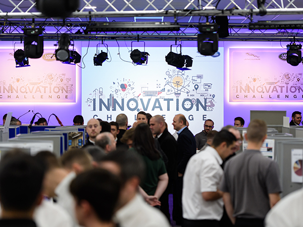 RISING TO THE INNOVATION CHALLENGE