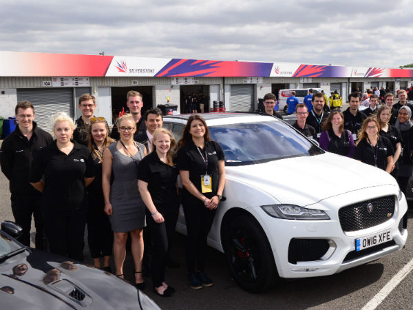 Jaguar Land Rover partners with Formula Student for the 9th year
