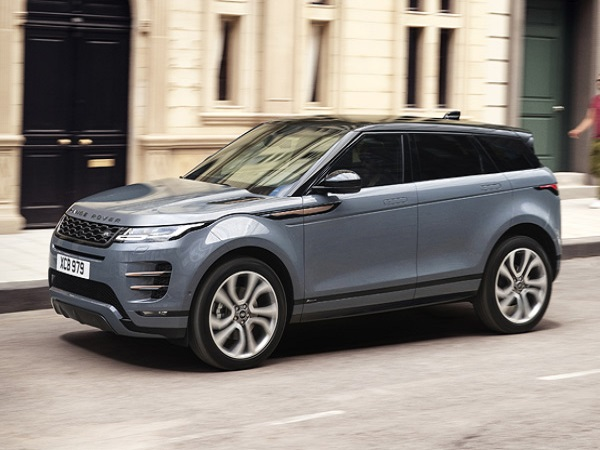 New Range Rover Evoque named best compact SUV by GQ