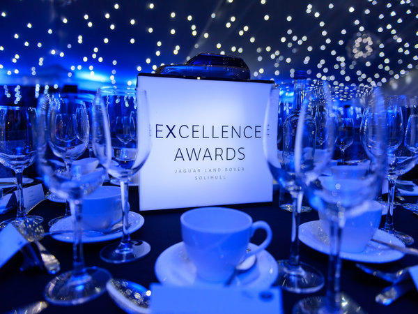 A night of Excellence at Solihull