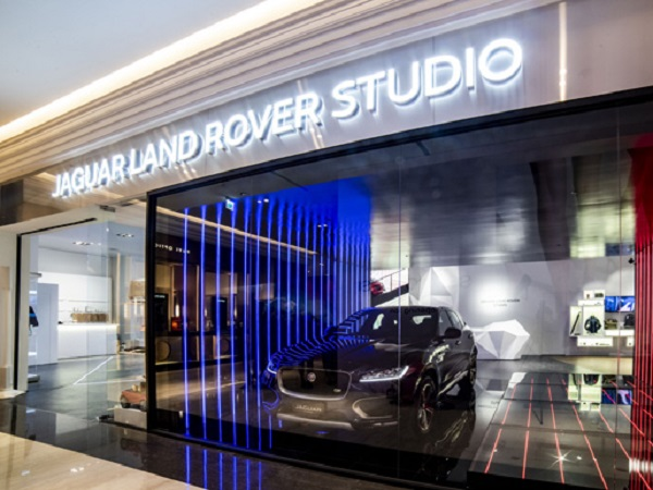 A studio first for Jaguar Land Rover in Taiwan