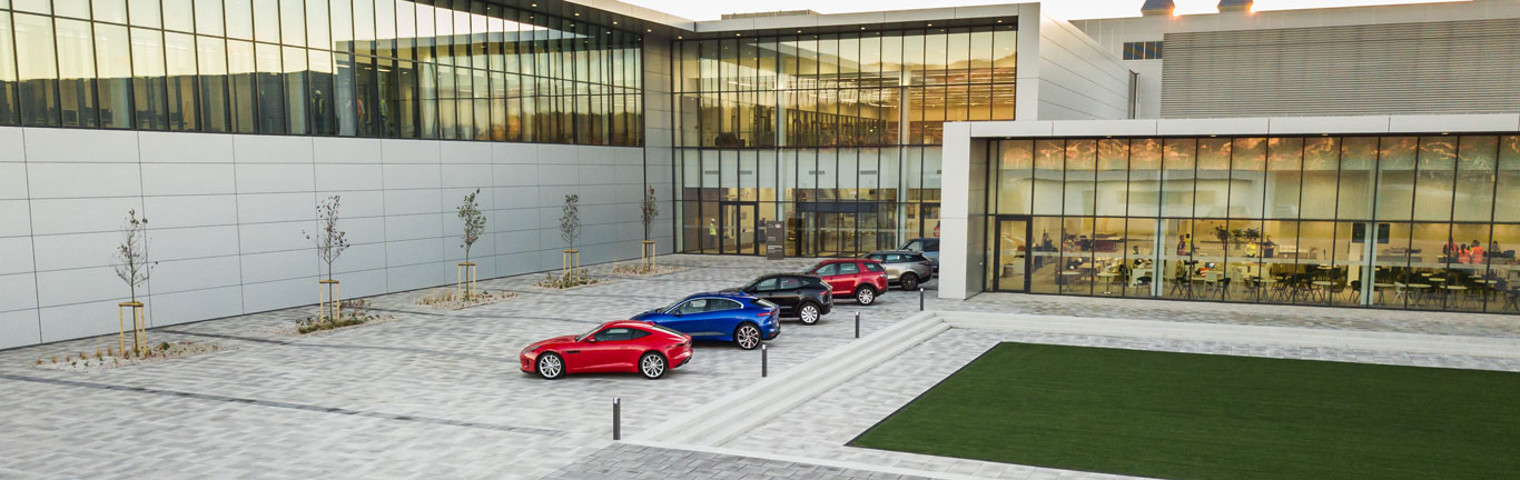 Jaguar Land Rover officially opens its new manufacturing plant in Slovakia