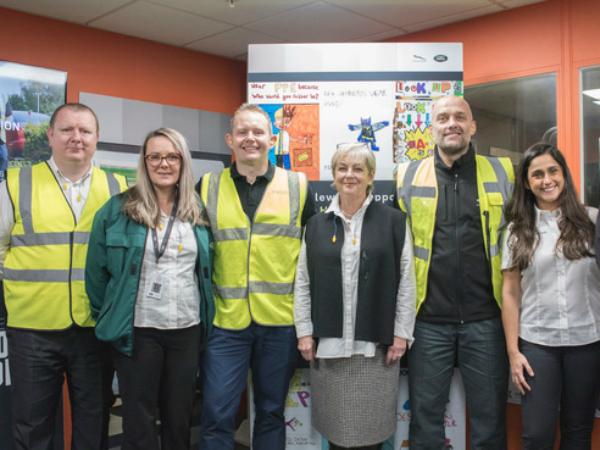 European Safety week success in Halewood
