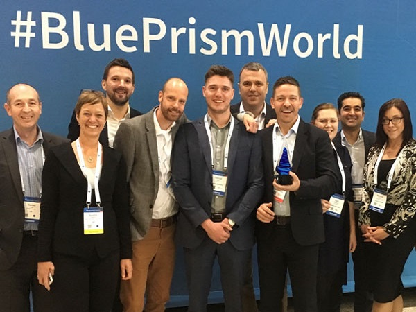 Robotic Process Automation named 'Project of the Year'